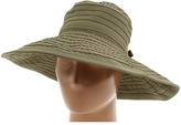 San Diego Hat Company RBL299 Crushable Ribbon Floppy Hat