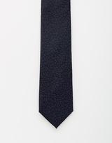 Calvin Klein Print Silk Tie