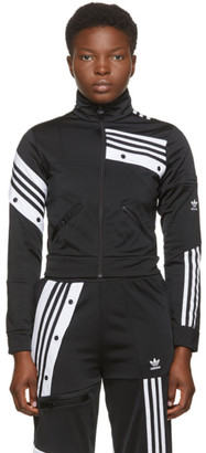 adidas Black Danielle Cathari Edition Track Jacket