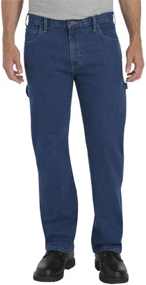 Dickies Men's Relaxed Straight Carpenter Jean