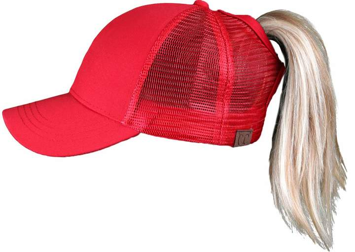 d3b531efae Red Trucker Caps - ShopStyle Canada
