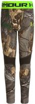 Famous Brand ColdGear® Mid-Season Tevo Leggings (For Big Boys)
