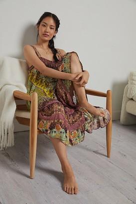 Lovett Tiered Tunic Dress