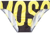 Moschino logo swim trunks