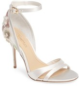 Imagine by Vince Camuto Women's Ricia Flower Sandal