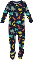 """Carter's Little Boys' Toddler """"Dino Might"""" Footed Pajamas"""