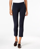 MICHAEL Michael Kors Pull-On Cropped Cigarette Pants