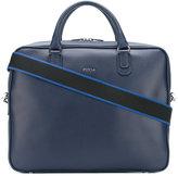 Furla removable strap briefcase