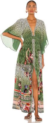 Camilla Smocked Waist Dress