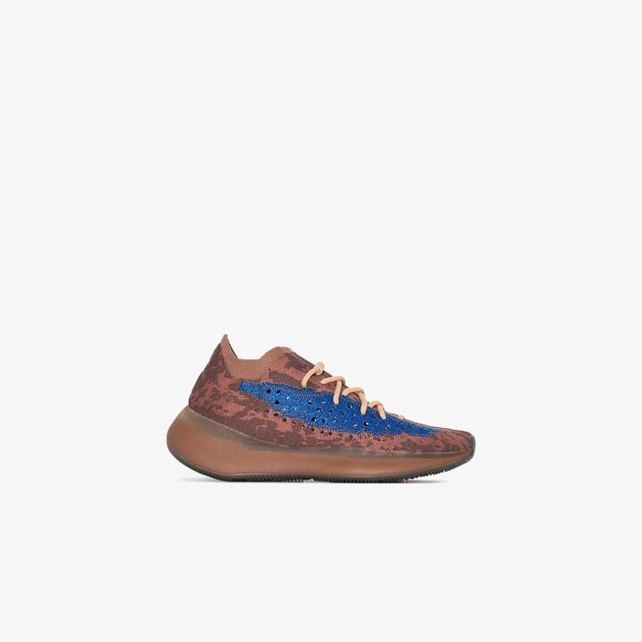 Adidas YEEZY - Multicoloured BOOST 380 Azure Sneakers - Men's - Polyamide/Rubber