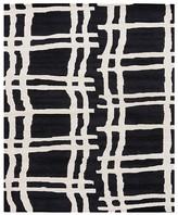 Kate Spade Broken Plaid Gramercy Area Rug, 8' x 10'