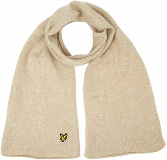 Lyle & Scott Men's Mouline Scarf