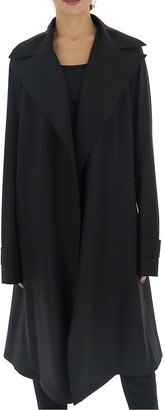 Rick Owens Pleated Trench Coat