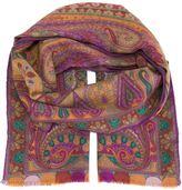 Etro paisley print shawl