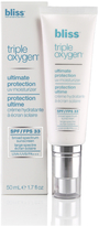 Bliss Triple Oxygen Ultimate UV Protection Moisturiser SPF 33