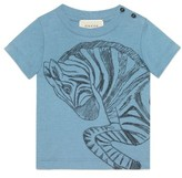 Gucci Infant Boy's Zebra Graphic T-Shirt