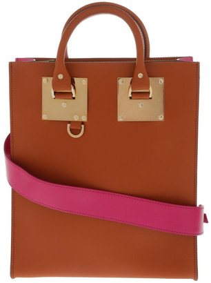 Sophie Hulme Mini Albion Double Handle Tote Bag