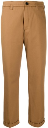 DEPARTMENT 5 High-Waisted Tailored Trousers