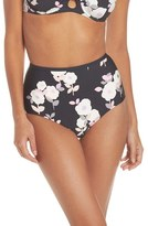 Kate Spade Women's High Waist Bikini Bottoms