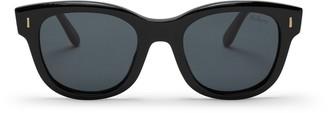 Mulberry Jane Sunglasses Black Acetate