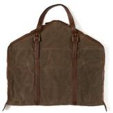 Moore & Giles Men's Stanley Garment Bag - Brown