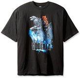 Disney Men's Big Godzilla Movie T-Shirt