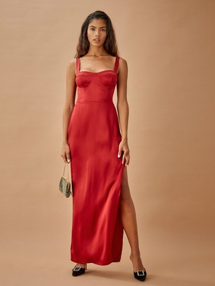 Reformation Tally Dress