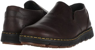 Dr. Martens Rhodes Slip-On (Brown) Men's Shoes