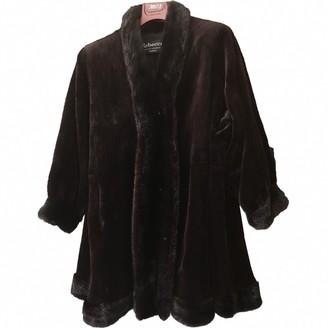 Rebecca Black Mink Coat for Women