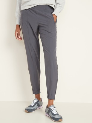 Old Navy Mid-Rise Soft 4-Way Stretch Joggers for Women