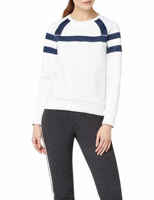 Aurique Amazon Brand Women's Scuba Sweatshirt