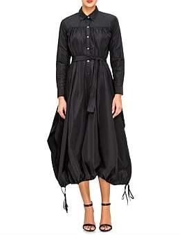Co Light Taffetta Dress