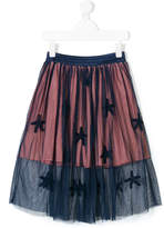 Stella McCartney Amalie starfish skirt