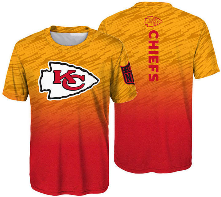 25545360858 Kansas City Chiefs Tee - ShopStyle