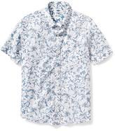 Old Navy Floral Pocket Shirt for Boys