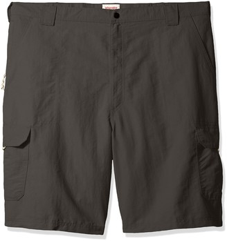 Wrangler Authentics Men's Big & Tall Performance Cargo Short
