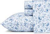 Laura Ashley Lorelei Sheet Set in Dark Blue