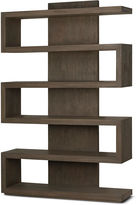 One Kings Lane Piper 71 Bookcase, Chestnut