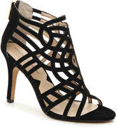 Adrienne Vittadini Women's Gala Sandal -Black
