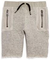 Hudson Boys' Zip Pocket Shorts - Baby