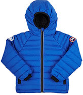 Canada Goose Sherwood Down Channel-Quilted Coat-BLUE