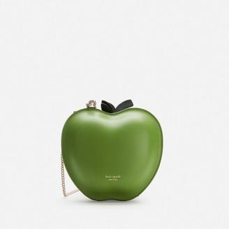 Kate Spade Women's Apple Cross Body Bag - Banana Leaf