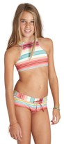 Billabong Girl's Surfin' Billa Two-Piece Swimsuit
