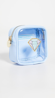 Stoney Clover Lane Clear Jewelry Mini Pouch