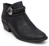 Women's dv Elda Western Boots - Black