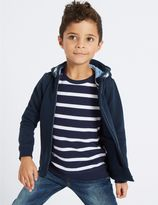 Marks and Spencer Hooded Sweatshirt (3 Months - 7 Years)