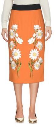 Dolce & Gabbana 3/4 length skirt