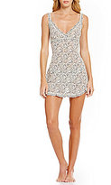 Hanky Panky Cross-Dyed Lace Chemise