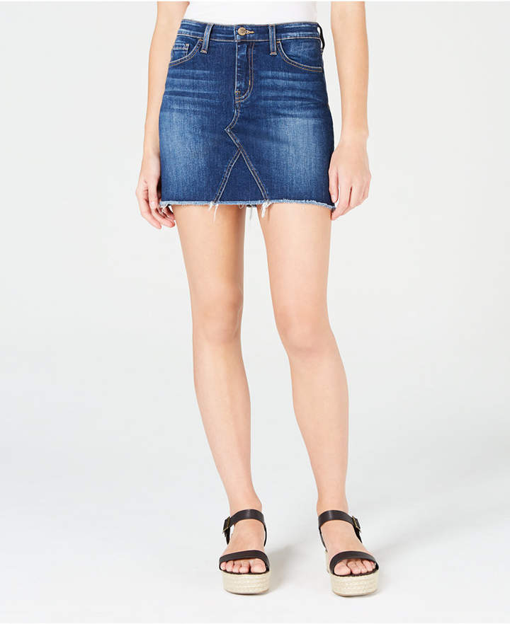 f00bd952f5 Teen Jean Skirts - ShopStyle