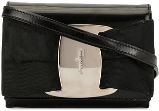 Salvatore Ferragamo Pre-Owned Vara Bow cross body bag